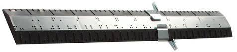 Braille Cetvel Görüntüsü