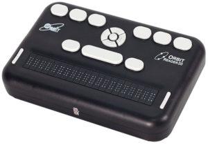Braille Not Tutucu Görüntüsü