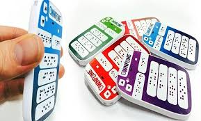 Braille Telefon Görüntüsü