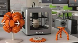 3D Yazıcı Örnek Görüntüsü