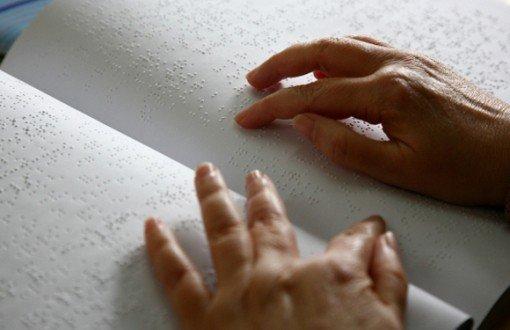 Kabartma Yazı Okuma Görüntüsü
