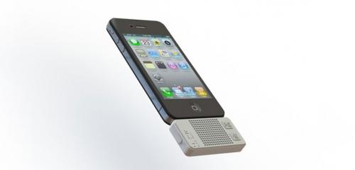 Bir IPhone Telefon Görüntüsü.