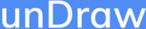 UnDraw Sitesinin Logo Görüntüsü